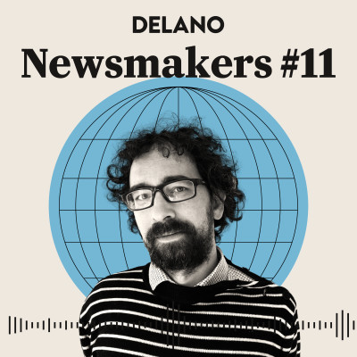 Newsmakers 11: Luc Caregari on press freedom in Luxembourg cover