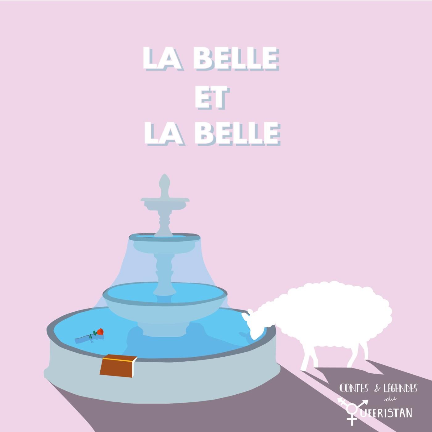 🌹La Belle et la Belle