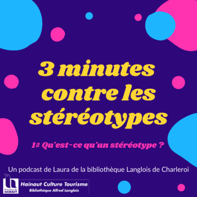 Episode 1 : Qu'est-ce qu'un stéréotype cover