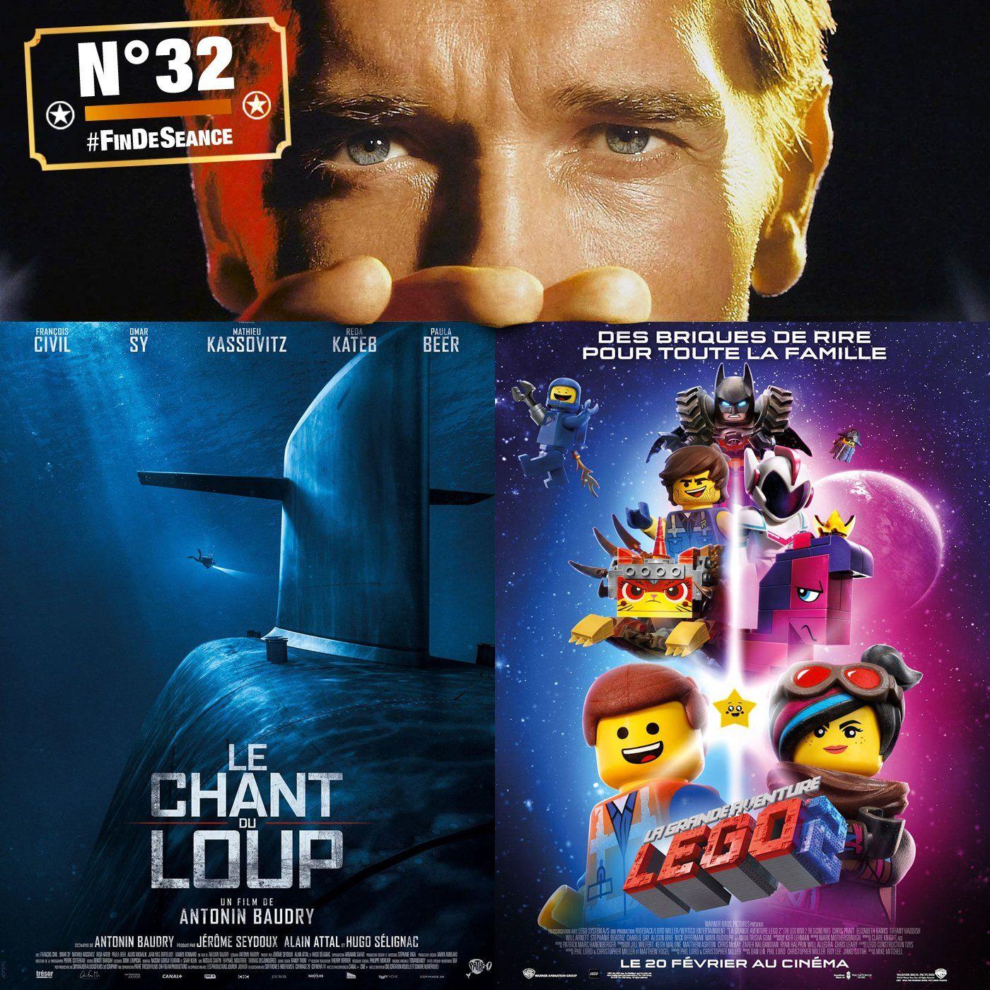 #32 LE CHANT DU LOUP & LEGO 2 : Quatre marins et un enterrement !