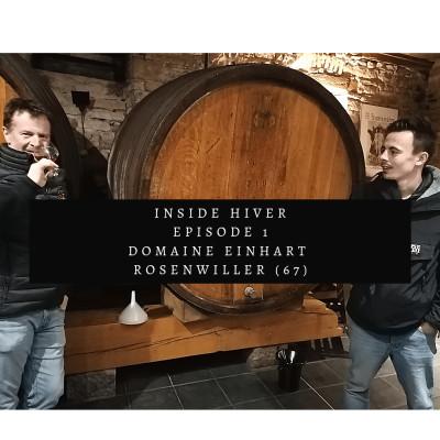#30: Domaine einhart: l'Hiver (EP 1) à Rosenwiller cover