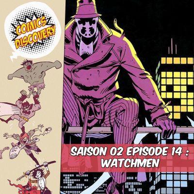 image ComicsDiscovery S02E14 Watchmen