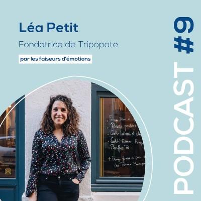 #9 - Léa Petit - Fondatrice de Tripopote - Traiteur événementiel coloré cover