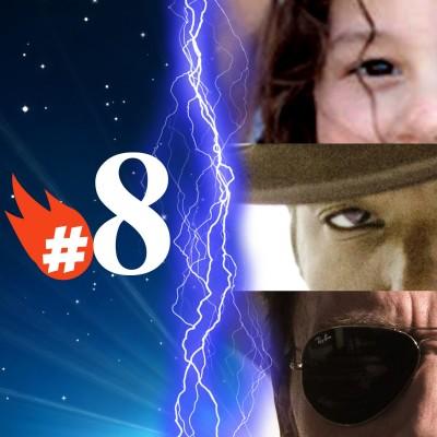 #008 - Janvier 2013 - Max, Django Unchained, Le Dernier rempart cover