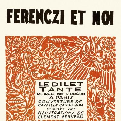 Ferenczi et moi | par Lionel Lecœur cover