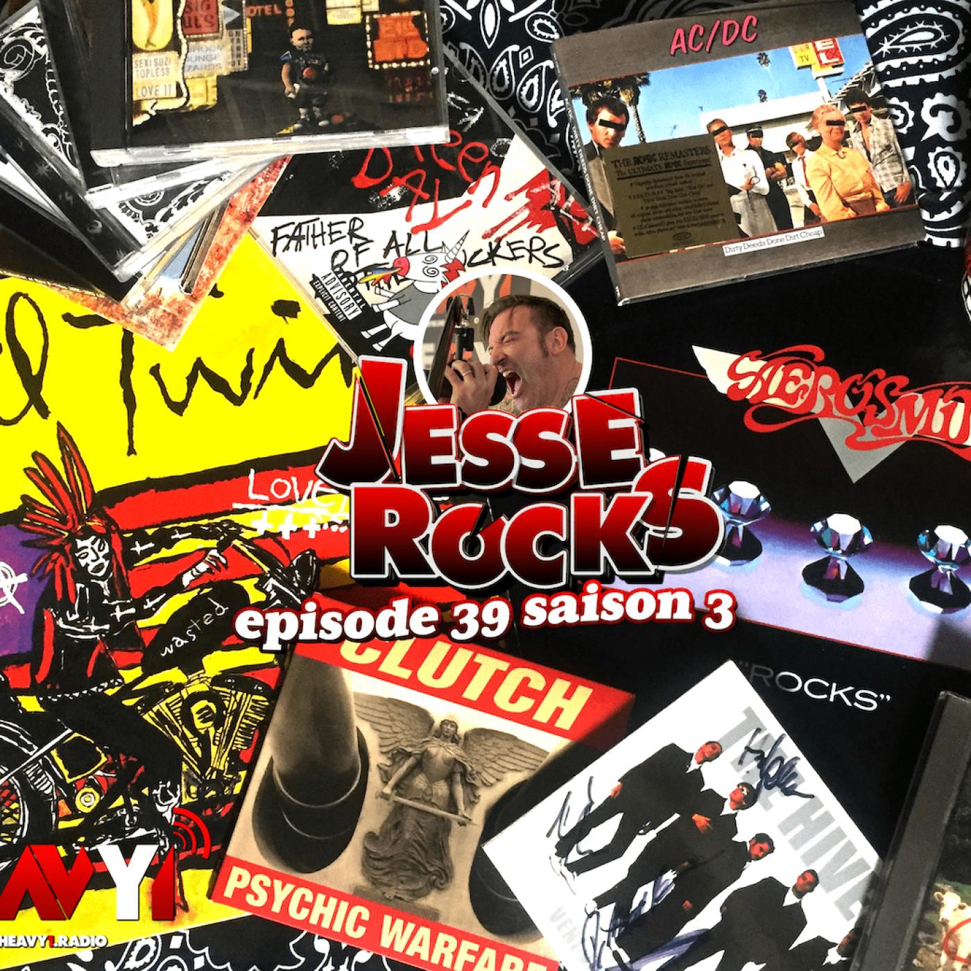 Jesse Rocks #39 Saison 3