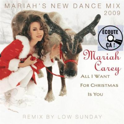 image Minisode : Mariah Carey - All I Want For Christmas Is You