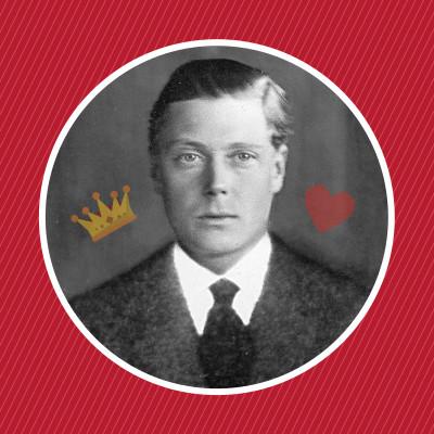 1936 : Édouard VIII, la couronne ou l'amour ? cover