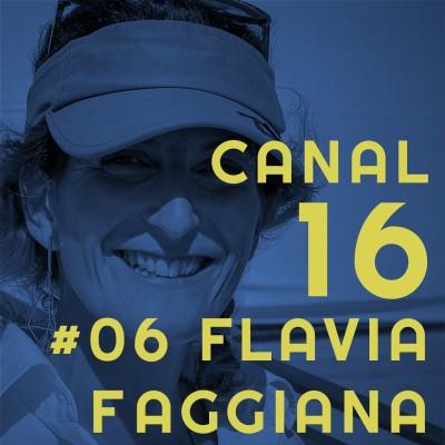 #06 Flavia Faggiana - Départ au tas, mal de mer, et mouillage ambitieux 🥴 cover