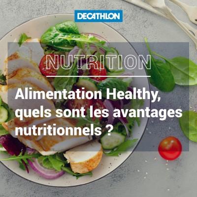 #5 Alimentation Healthy et sport, quels sont les avantages nutritionnels ? cover