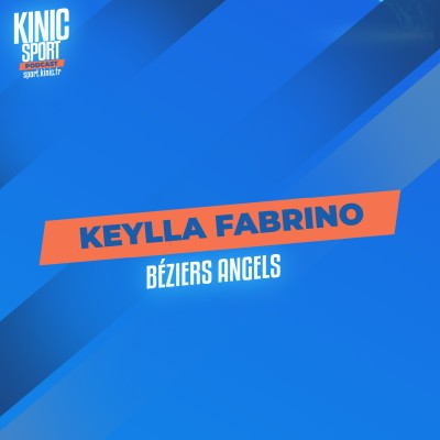 #14 - Keylla Fabrino : Béziers Angels cover