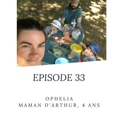 Episode 33 - Ophélia cover