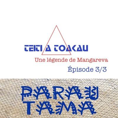 La légende de Teiti a Toakau (3/3) cover