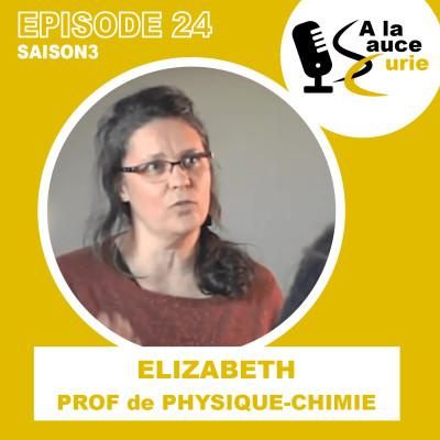 Elizabeth - prof de Physique-Chimie cover