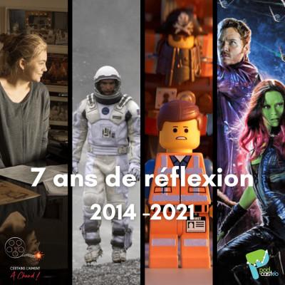 7 Ans de de Réflexion 2014-2021 Ft. Podcastéo [Discord sous les Pods 2021] cover