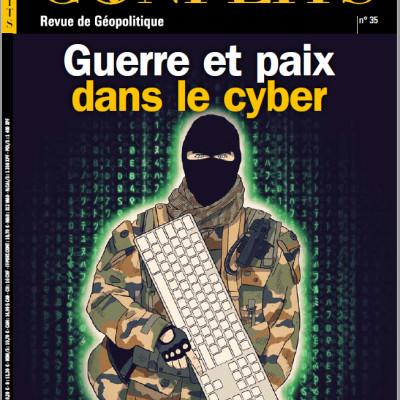 Guerre et paix dans le cyber cover