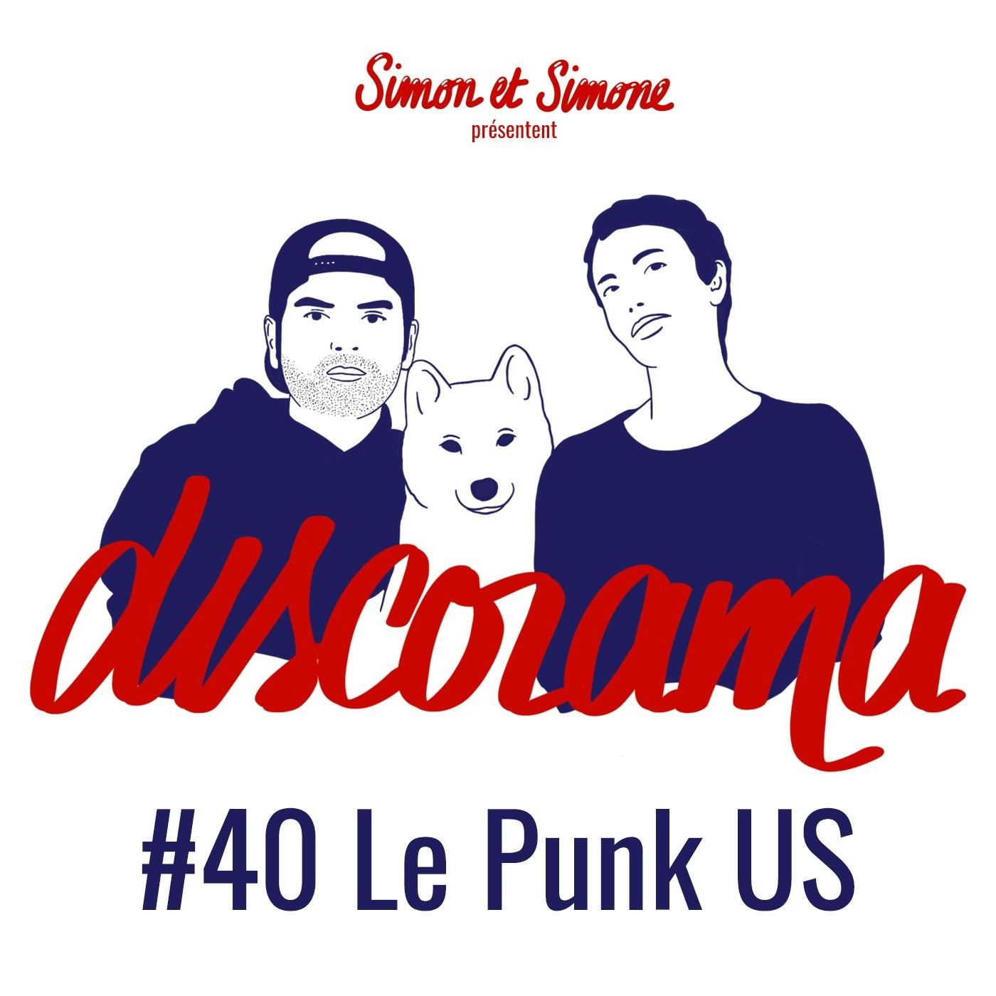 Discorama #40 - Le Punk US