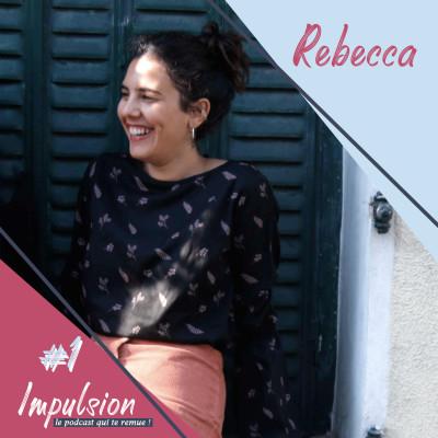 Impulsion #1 : Rebecca Parienti cover