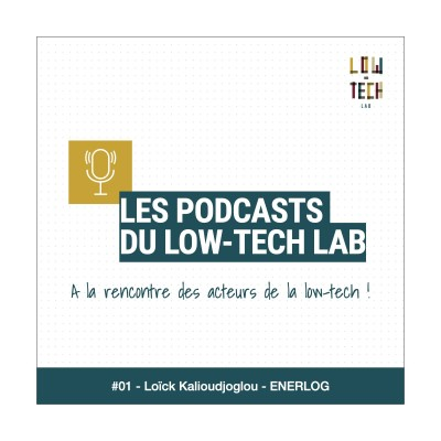 [LES ENQUETES]Rencontre avec Loïck Kalioudjoglou, fondateur d'Enerlog cover