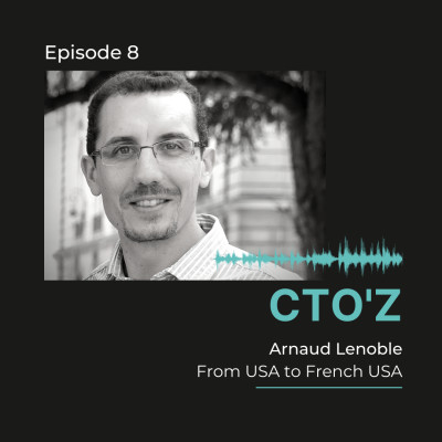 CTO'z #8 Arnaud Lenoble - VP Engineering @Payfit cover