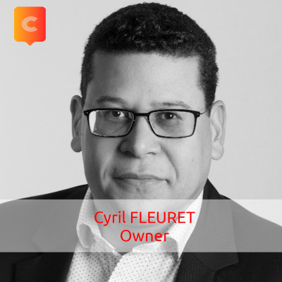 S01E09 - Cyril FLEURET - Owner - Waisso cover