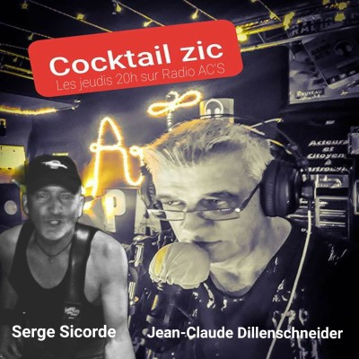 "Radio AC'S ""Cocktail Zic"" du 04/02/21 cover"