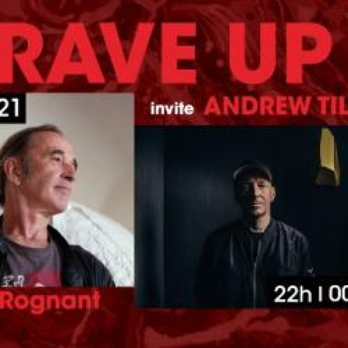 RAVE UP : ANDREW TILL