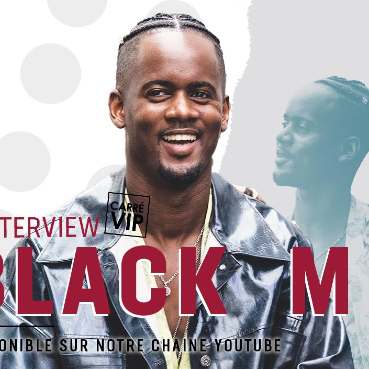 Black M l'interview Carré Vip