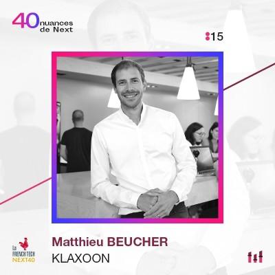 :15 Part 2 - Matthieu Beucher - Klaxoon : Sur le canap cover