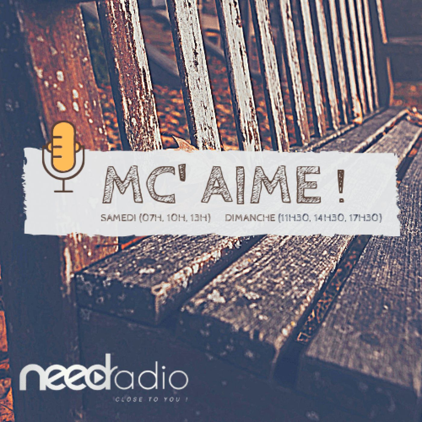 MC' Aime - Le Festival Paysages de Cinéastes de Châtenay Malabry (07/09/19)