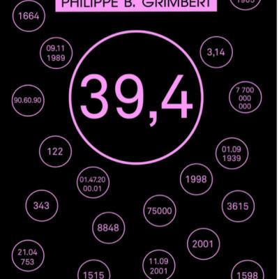 39,4 | Par Philippe B. Grimbert cover