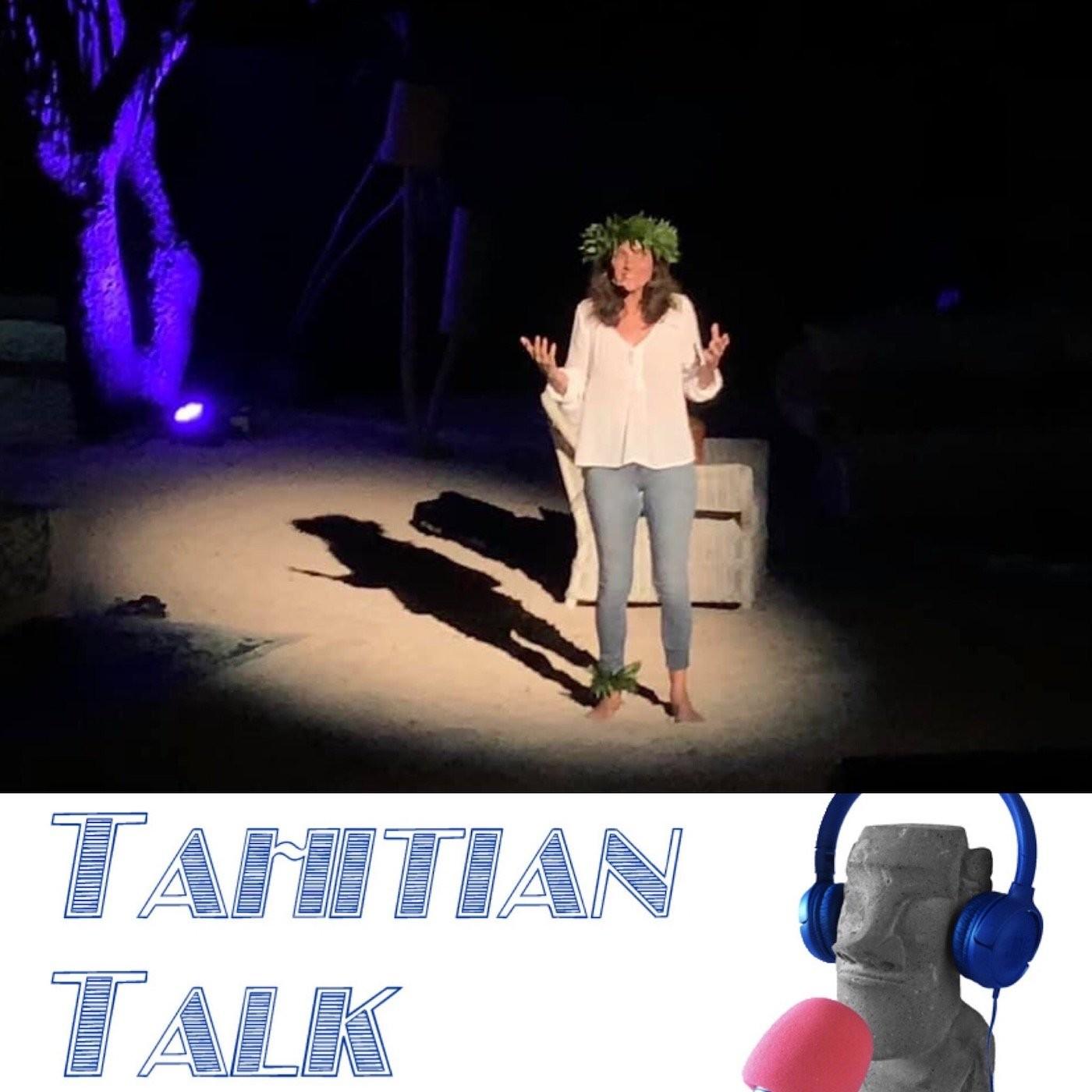 #11 Titaua Porcher - Du mythe au théâtre …