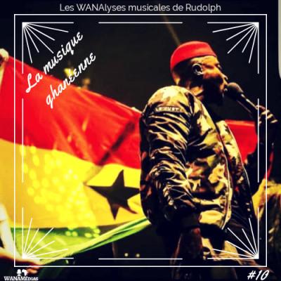 L'impact de la musique ghanéenne sur l'Afrique cover