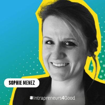 Sophie Menez, intrapreneure chez Norauto et fondatrice de Manahara cover