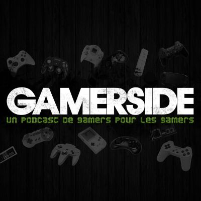 image Podcast 58 : Gamerside X La Caz' Retro