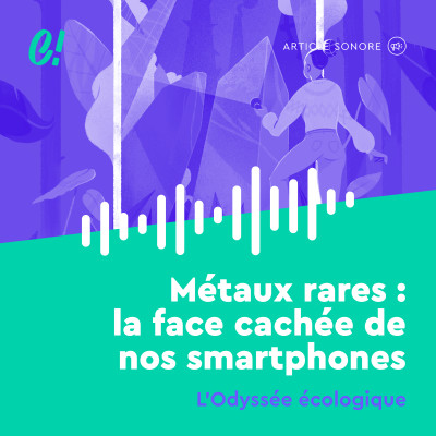 Chut N°4 L'Odyssée écologique - Métaux rares, la face cachée de nos smartphones cover