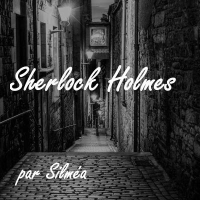 SHERLOCK HOLMES - Part 1/3 - L'homme qui grimpait cover