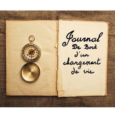 Journal de bord d'un changement de vie cover