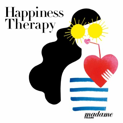 Happiness Therapy cover