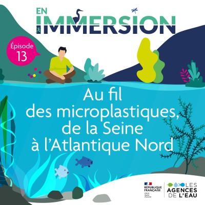 Au fil des microplastiques, de la Seine à l'Atlantique Nord cover