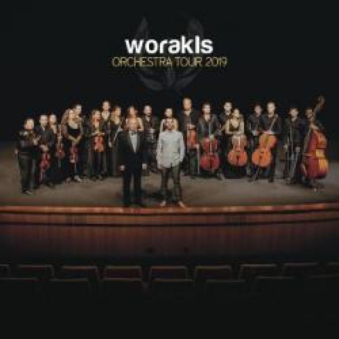 La music story de la Matinale FG : Worakls