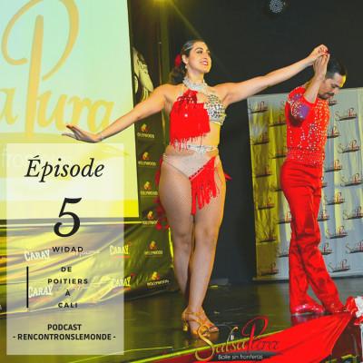 RLM 5-1 : L'histoire inspirante de Widad - de l'obligation à la passion cover