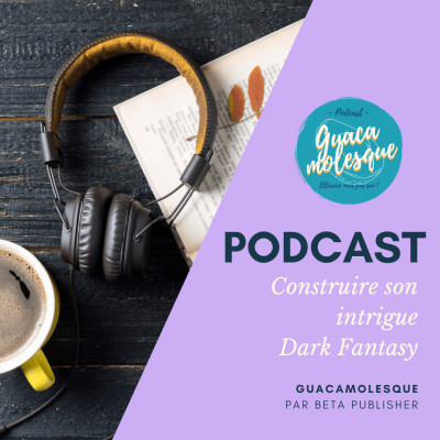 2#9 - Construction narrative : Dark Fantasy (avec Damien Mauger) cover