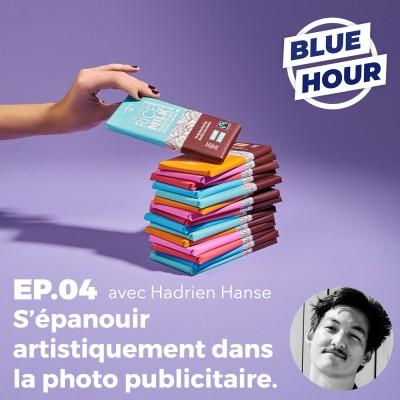EP.04 - Hadrien Hanse // S'épanouir artistiquement dans la photo publicitaire cover