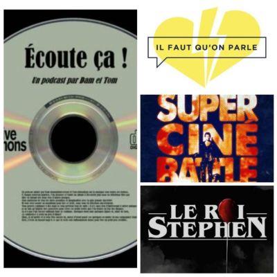 image Ep 29 : Zikdepod 1 (Il Faut Qu'on Parle - Le Roi Stephen - Super Cine Battle)