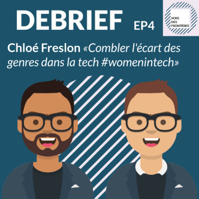 Débrief Episode #4 cover