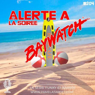 PTS02E04 Alerte à la soiree Baywatch cover