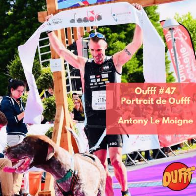 #47 - Portrait de Oufff - Antony Le Moigne, champion du monde de canicross cover