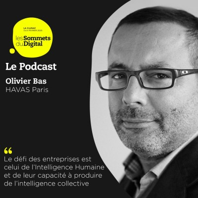 Cover'show Les Sommets du Digital - Le Podcast