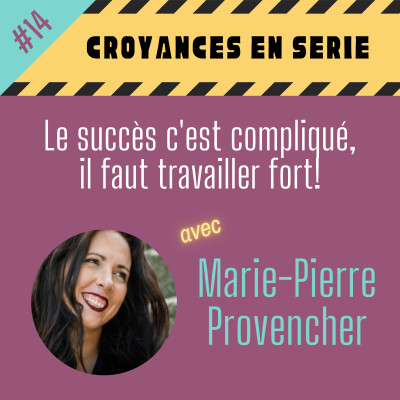 14 Marie-Pierre Provencher cover